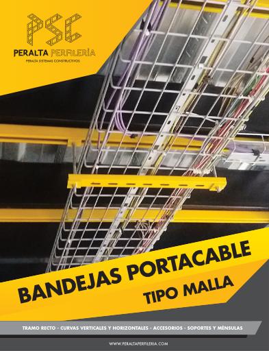Bandeja Portacable tipo Malla